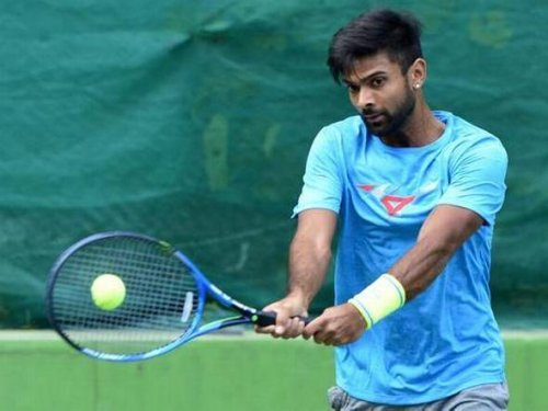 Jeevan Nedunchezhiyan back on the pro Tour in the US