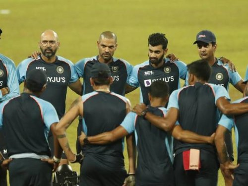Shikhar Dhawan: Difficult situation for us but we decided to play series