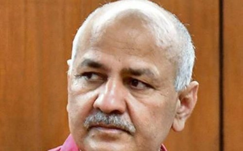Manish Sisodia attacks PM Modi over doorstep delivery of ration in Delhi