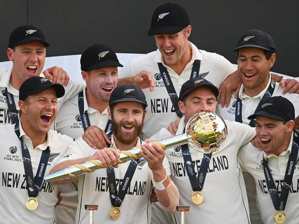 Kane Williamson after New Zealand winning WTC Final vs India: It's a proud moment in our history