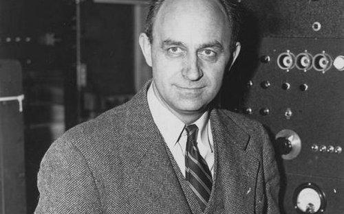 Know the scientist: Enrico Fermi