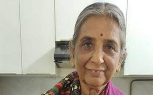 Sudha Menon's book 'Recipes for Life' is about comfort food of 30 well-known Indians