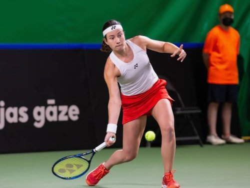 Ankita loses reverse singles to hand Latvia victory in Billie Jean King Cup playoffs