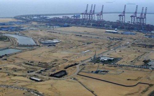 China-backed Colombo Port City no threat to Sri Lanka's sovereignty: Minister