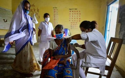 COVID-19 cases showing a declining trend across India, says govt.