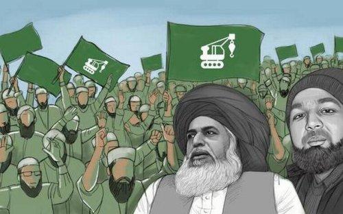Tehreek-e-Labbaik Pakistan | The rally of the radical clerics