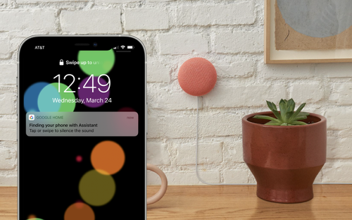 Google Assistant can now help find iPhones too