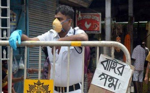 Police in West Bengal undergoing major shake up
