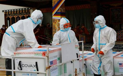 U.S. ships over 110 million COVID-19 vaccine doses abroad; India does not take any due to liability issues