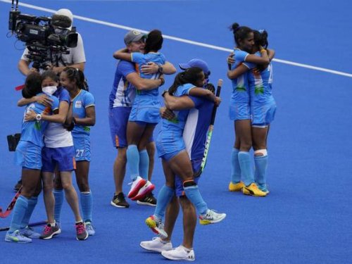 Sjoerd Marine on India reaching Olympic semifinal: This is 'Chak De India' in reality