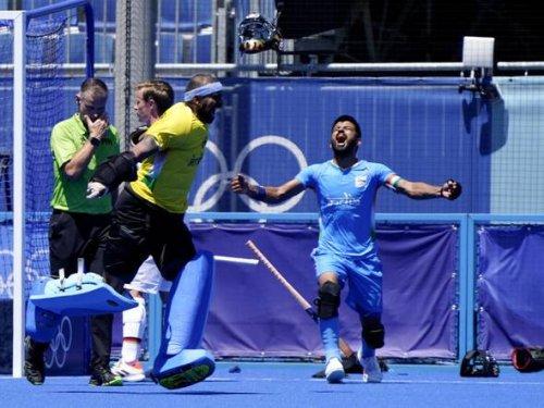 India wins Olympic hockey bronze: Graham Reid and Manpreet Singh on historic win