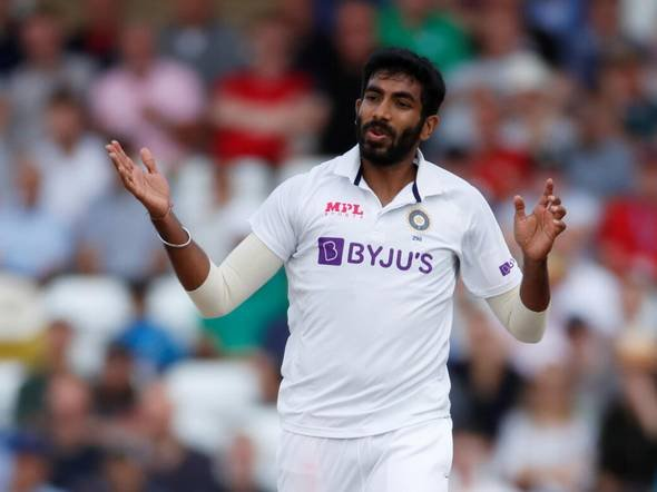 Jasprit Bumrah becomes quickest Indian fast bowler to 100 Test wickets