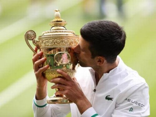 Novak Djokovic goes for the Golden Slam at Tokyo Olympics