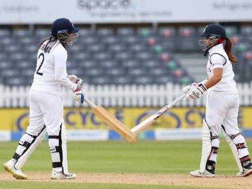 India Women vs England Women One-off Test: Debutants call the shots