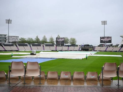 Southampton weather update today India vs New Zealand WTC final Day 2: Rain likely to stay away from Ageas Bowl in fist half