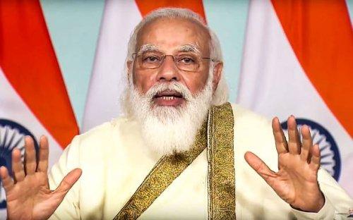 PM Modi hails scientists, innovators for contribution in combating COVID-19