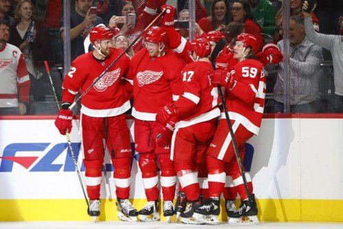 Red Wings Grades: Who Passed & Who Failed in 2020-21?