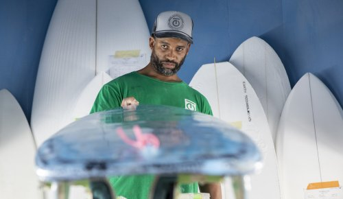 Shapers Open Up: Machine-Shaping Boards Is Not a Crime |