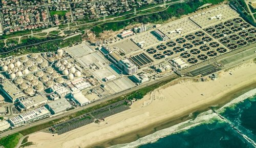 LA's Hyperion Plant Reportedly Still Releasing 'Millions of Gallons' of Partially Treated Sewage
