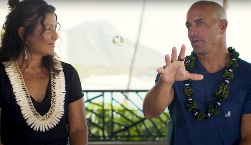 Kelly Slater Talks Story for an Hour Straight for Surfers In Residence