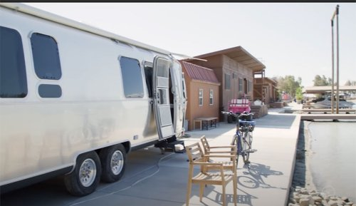 Kelly Slater Gives a Full Tour of the Surf Ranch and His Airstream Trailer