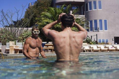 I Didn't Drown in Laird Hamilton's Pool! | The Inertia