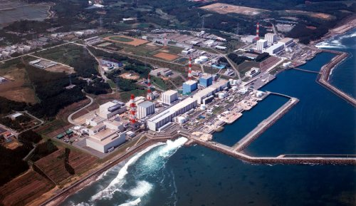 Contaminated Water From Fukushima Nuclear Power Station to Be Released Into Pacific Ocean