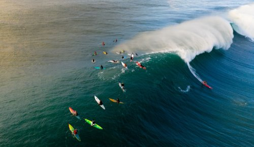 The Best Drones for Aerial Surf Photography | The Inertia