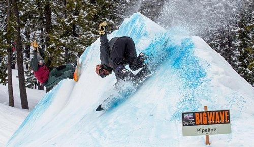 The 10th Mt. Bachelor Gerry Lopez Big Wave Challenge Returns   The Inertia