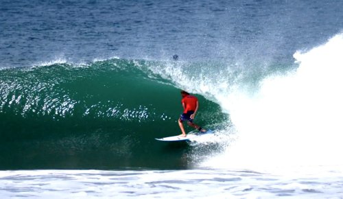 Will Deane and Full a Week of Pumping Central American Surf