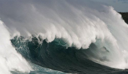 Climate Change Is Making Ocean Waves More Powerful