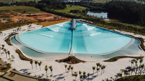 Brazil Has a New Wavegarden Cove Inside a Private Residential Complex