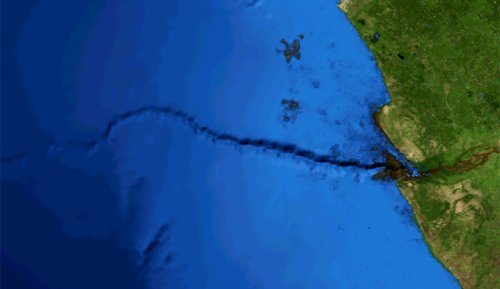 The 'Longest Sediment Avalanche Ever Measured' Tore Up Underwater Seabed Cables In West Africa
