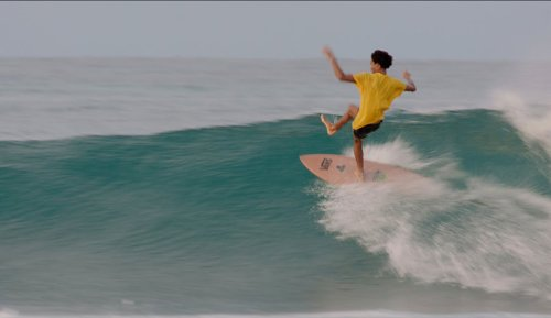 Mikey February Is Blowing Our Minds on the New Channel Islands 'Twin Pin' Model