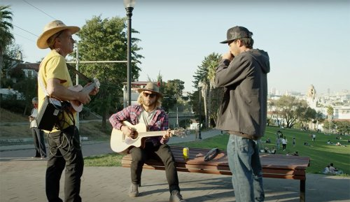 In The Band: The Search Live From San Francisco Starring Conner Coffin, Mason Ho, and Tom Curren