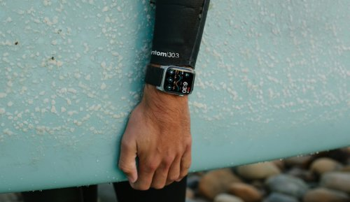 Dawn Patrol Makes Your Apple Watch a Surf Watch  The Inertia