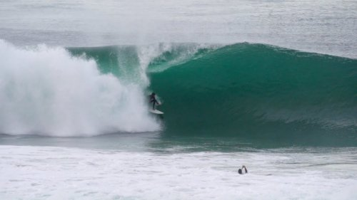 10 Minutes of Raw Footage From One Nearly Perfect San Diego County Beach Break | The Inertia