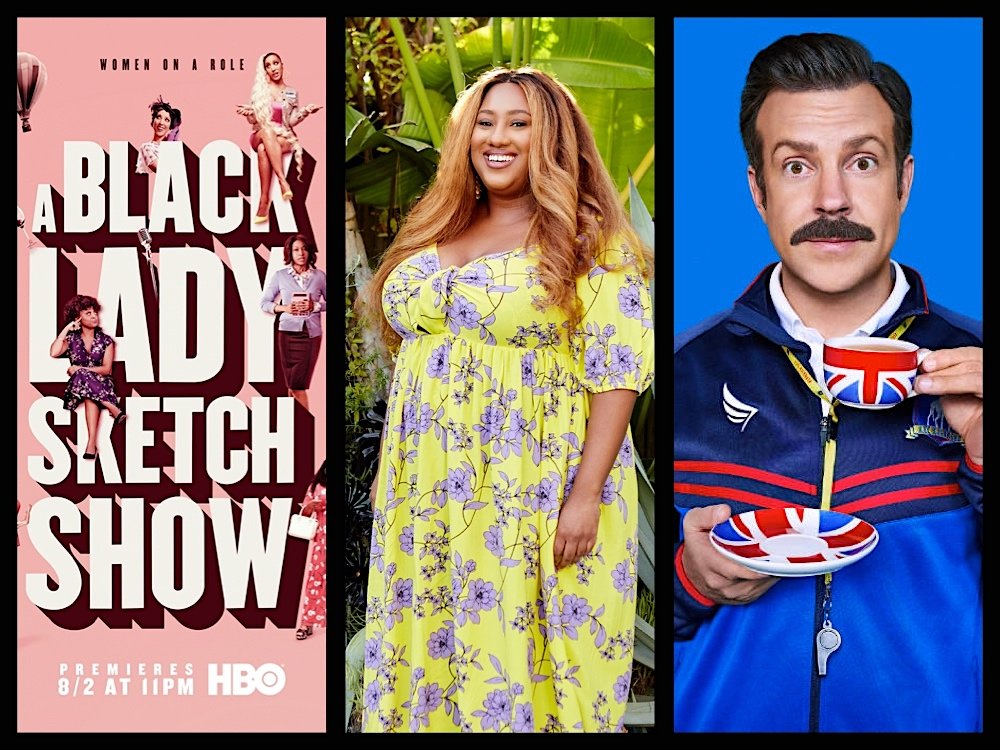 For Ashley Nicole Black, Ted Lasso Has Made Twitter Tolerable