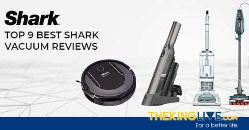 Best Shark Vacuums Reviews - Top Rated 9 Shark Vacuum On The Market