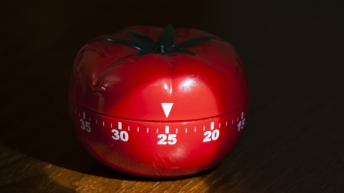 Give your working life a HIIT with the Pomodoro Technique