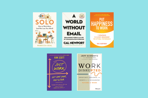 Most career advice books stink. But these 5 are worth at least a glance