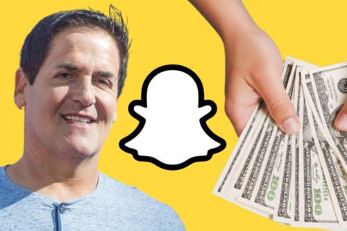 Mark Cuban's secret billionaire Snapchat group will blow your mind