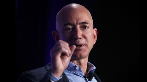 Bezos says 94% of Amazon employees recommend it. Workers call BS.