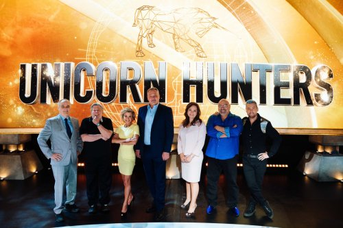 A new reality TV show lets viewers invest in the next $1B company