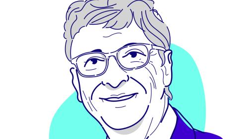 The 4 items that make Bill Gates a productivity machine