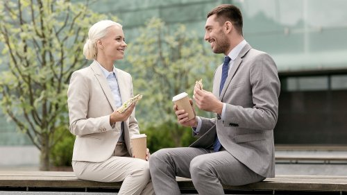 Here's why you should never ask a busy person to lunch (and what to do instead)