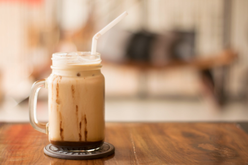 The majority of people drink their coffee like this year-round