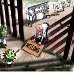 Biden Throws Out the Welcome Mat For Illegals
