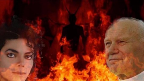 Woman Dead For 23 Hours In Hell Reports Seeing Michael Jackson, Pope John Paul II And Many Other Celebrities (VIDEO)