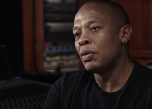 """Dr. Dre says he's """"feeling fantastic"""" after suffering brain aneurysm earlier this year"""